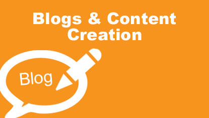 Blogs and Content Creation Peterborough